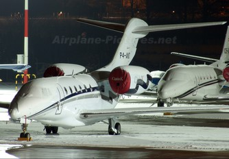 P4-AND - Avangard Aviation Cessna 750 Citation X