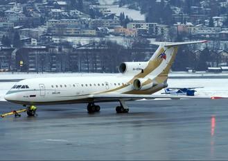 RA-42344 - Business Aero Yakovlev Yak-42
