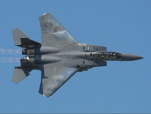 87-0179 - USA - Air Force McDonnell Douglas F-15E Strike Eagle