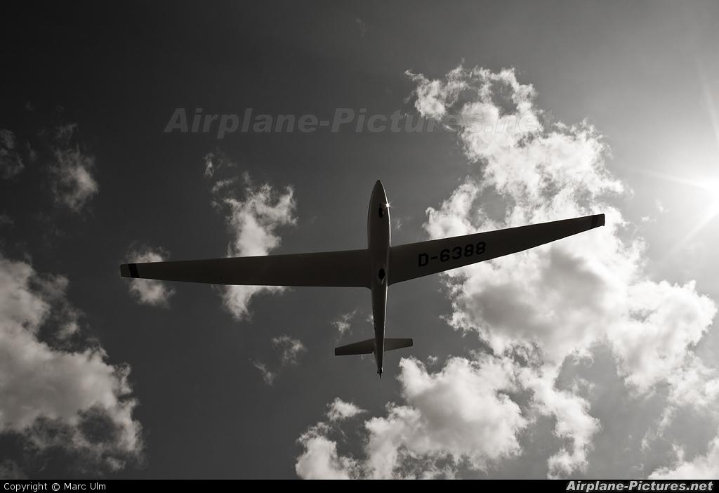 Private D-6388 aircraft at Agathazell