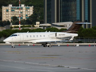 N272BC - Private Bombardier BD-100 Challenger 300 series