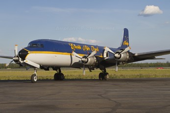 N451CE - Everts Air Fuel Douglas C-118A Liftmaster