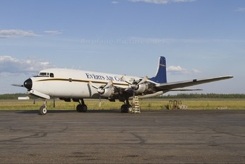 N151 - Everts Air Cargo Douglas DC-6B