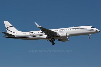 PT-SDD - Private Embraer ERJ-190-100 Lineage 1000