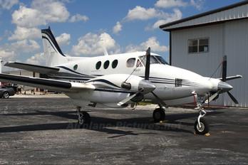 F-GJRK - Private Beechcraft 90 King Air