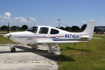 N474DA - Private Cirrus SR20