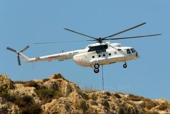 RA-25553 - Scorpion Air  Mil Mi-8MTV-1