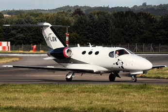 G-FBLK - TAG Aviation Cessna 510 Citation Mustang