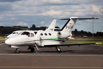G-LEAB - London Executive Aviation Cessna 510 Citation Mustang