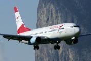 OE-LNR - Austrian Airlines/Arrows/Tyrolean Boeing 737-800 aircraft