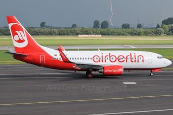 D-ABLC - Air Berlin Boeing 737-700