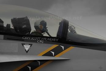 - - USA - Marine Corps McDonnell Douglas F/A-18C Hornet