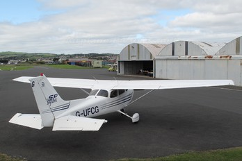 G-UFCG - Ulster Flying Club Cessna 172 Skyhawk (all models except RG)