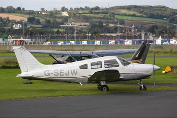 G-SEJW - Keen leasing Piper PA-28 Warrior