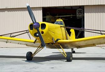 N169AB - Private Piper PA-25 Pawnee