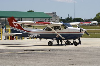 N922CP - Private Cessna 172 Skyhawk (all models except RG)