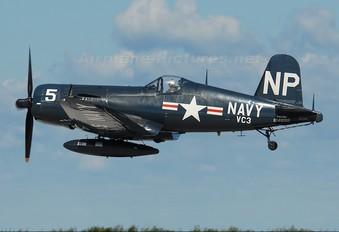 N45NL - Private Vought F4U Corsair