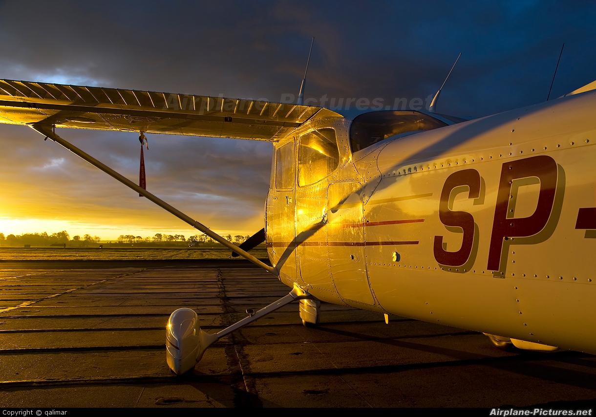 Private SP-ASD aircraft at Darłowo