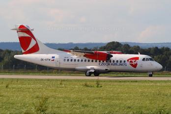 OK-KFM - CSA - Czech Airlines ATR 42 (all models)