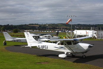 G-UFCJ - Private Cessna 172 Skyhawk (all models except RG)