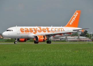 G-EZAL - easyJet Airbus A319