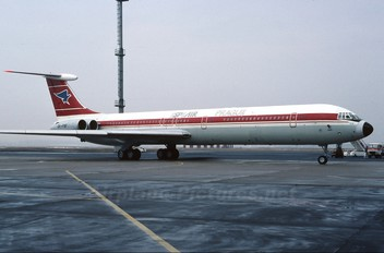 OK-FBF - Espe Air Ilyushin Il-62 (all models)
