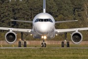 YL-BBC - SmartLynx Airbus A320 aircraft