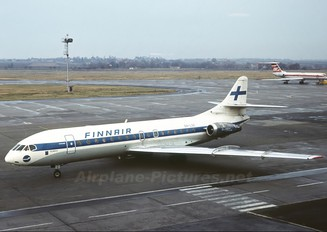 OH-LSC - Finnair Sud Aviation SE-210 Caravelle