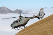 T-363 - Switzerland - Air Force Eurocopter EC635 aircraft
