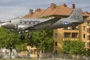 D-CXXX - Air Service Berlin Douglas C-47B Skytrain aircraft