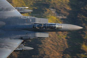 91-0301 - USA - Air Force McDonnell Douglas F-15E Strike Eagle