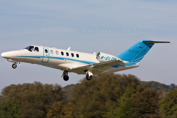 M-ELON - Private Cessna 525B Citation CJ3