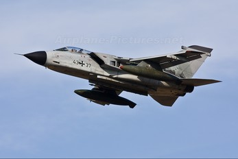 43+37 - Germany - Air Force Panavia Tornado - ECR