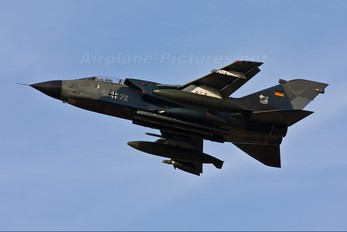 45+72 - Germany - Air Force Panavia Tornado - ECR