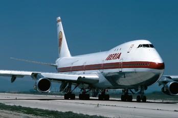 EC-BRP - Iberia Boeing 747-100