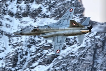 J-3057 - Switzerland - Air Force Northrop F-5E Tiger II