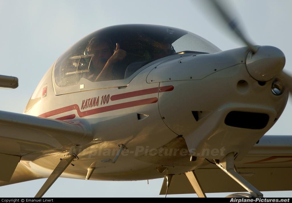Private D-EOEI aircraft at Innsbruck