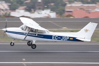 EC-JGP - Real Aero Club de Tenerife Reims F/FR172 Reims Rocket (all types)
