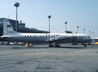 YR-IMJ - Tarom Ilyushin Il-18 (all models)