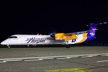 N437QX - Horizon Air de Havilland Canada DHC-8-400Q / Bombardier Q400
