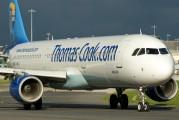 G-OMYJ - Thomas Cook Airbus A321 aircraft