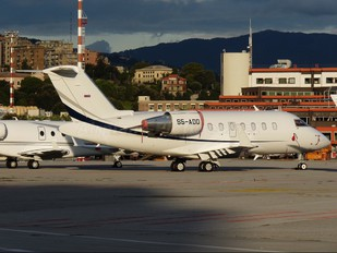 S5-ADD - Private Canadair CL-600 Challenger 605