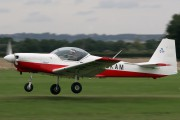 G-BKAM - Private Slingsby T.67M Firefly aircraft