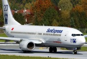 TC-SNF - SunExpress Boeing 737-800 aircraft