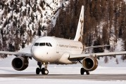 VP-CKH - Private Airbus A318 CJ aircraft