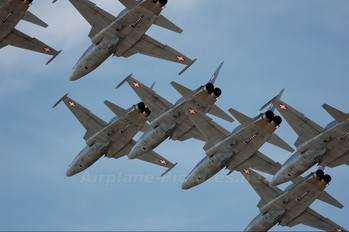 - - Switzerland - Air Force Northrop F-5E Tiger II