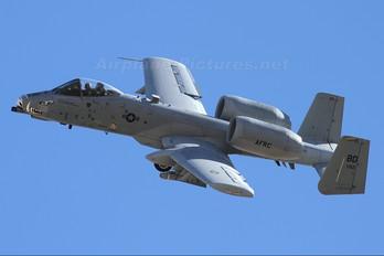 79-0152 - USA - Air Force Fairchild A-10 Thunderbolt II (all models)