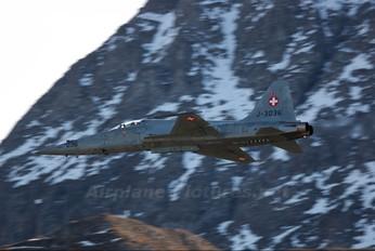 J-3036 - Switzerland - Air Force Northrop F-5E Tiger II