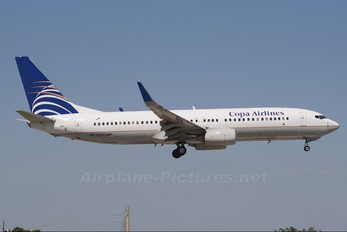 HP-1529CMP - Copa Airlines Boeing 737-800