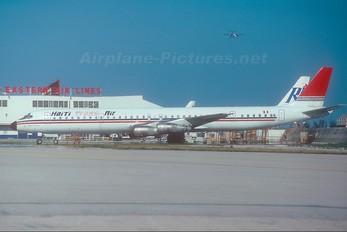 OB-1452 - Haiti Trans Air Douglas DC-8-61